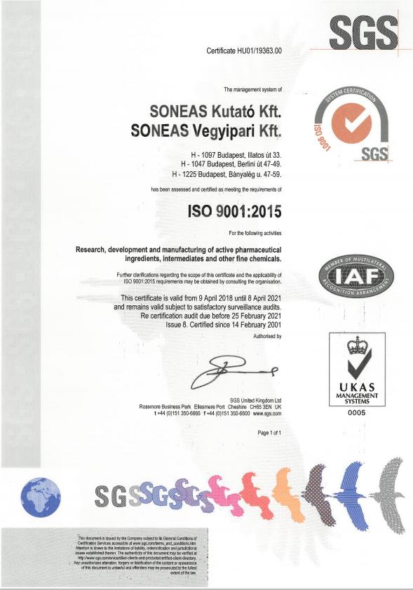 ISO angol